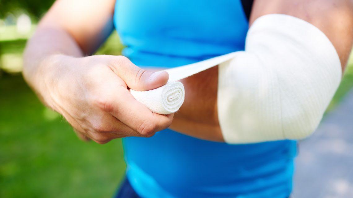 """""""Тенис лакът"""" не е травма, запазена за тенисисти"""